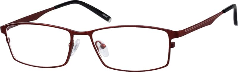 womens-titanium-rectangle-eyeglass-frames-136718