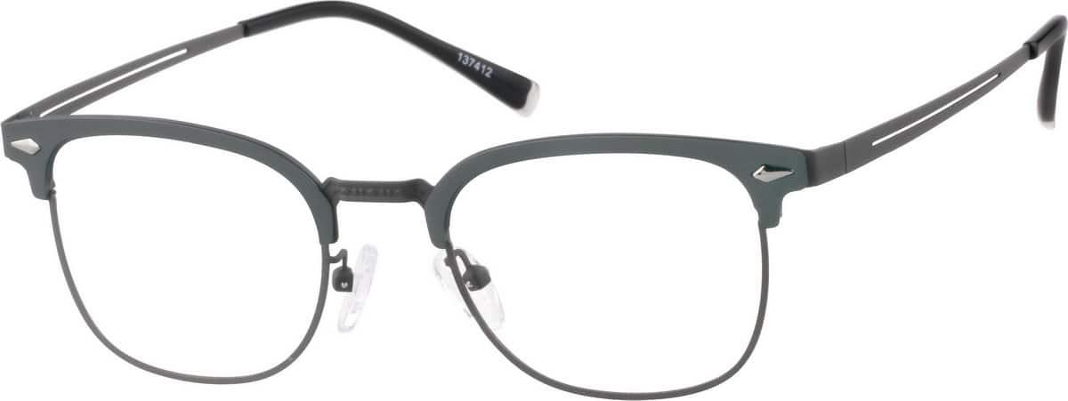 UnisexFull RimTitaniumEyeglasses #137412