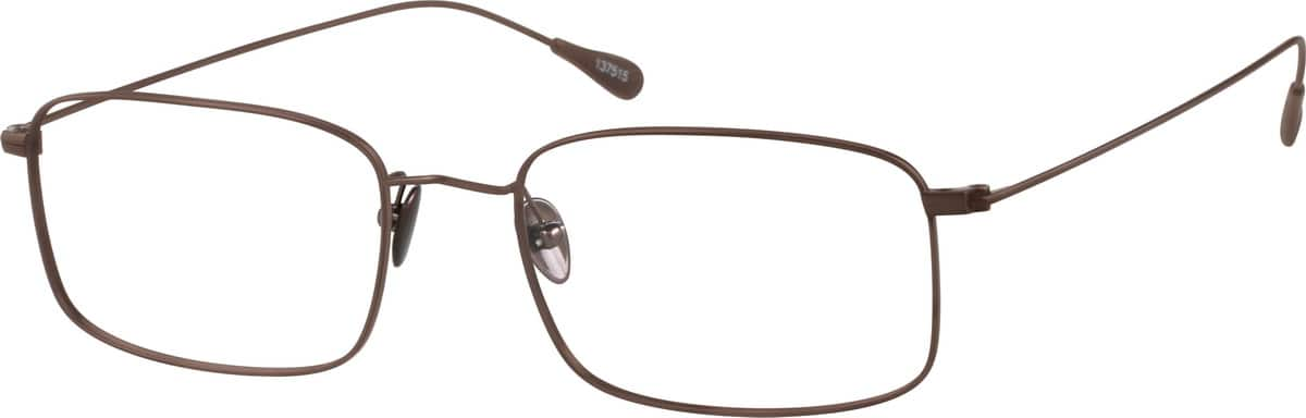 UnisexFull RimTitaniumEyeglasses #137521