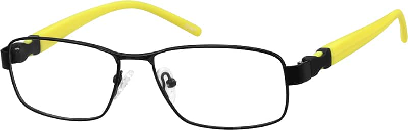 unisex-stainless-steel-full-rim-eyeglass-frame-flexible-plastic-140221