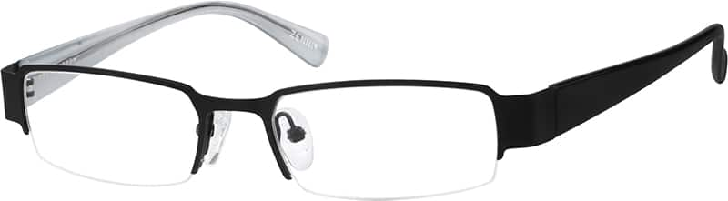 mens-stainless-steel-half-rim-eyeglass-frame-140621
