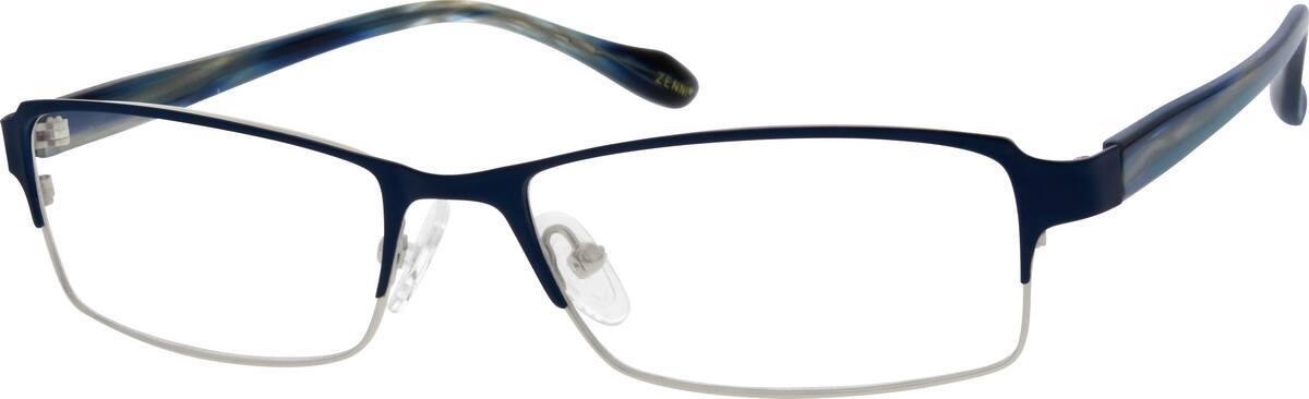 MenFull RimMixed MaterialsEyeglasses #140716