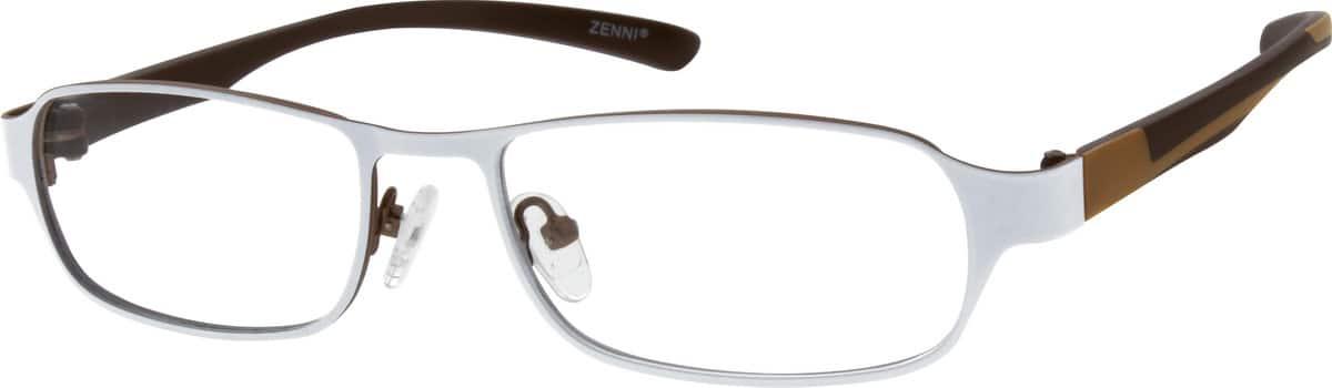 UnisexFull RimMixed MaterialsEyeglasses #142230