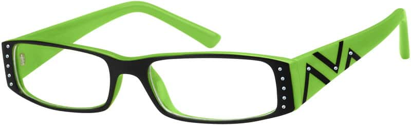 Women Full Rim Acetate/Plastic Eyeglasses #14223824