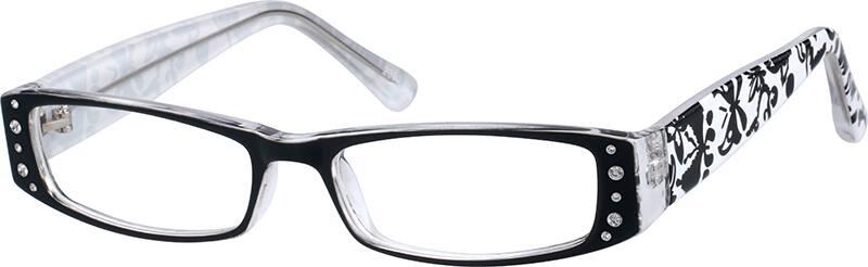 14233021-plastic-full-rim-frame-with-spring-hinges