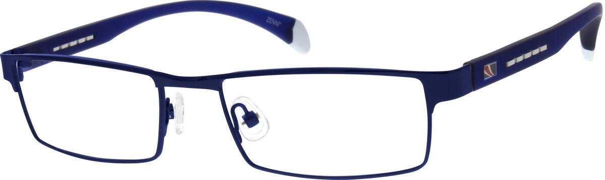 MenFull RimMixed MaterialsEyeglasses #142612