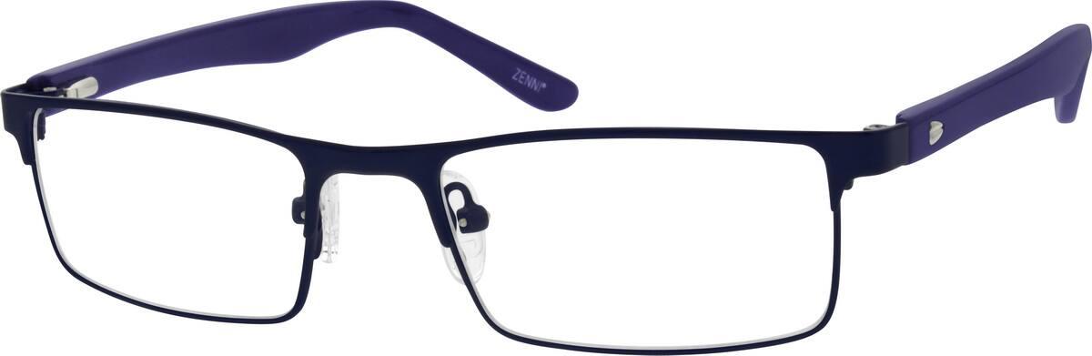 MenFull RimMixed MaterialsEyeglasses #142916
