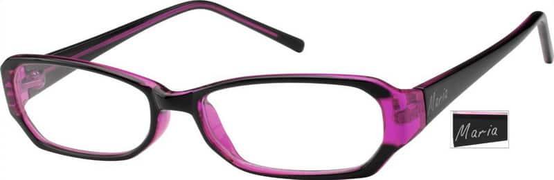 Eyeglass Frames Zenni : Green 143385 Stylish Plastic Full-Rim Frame #143385 ...