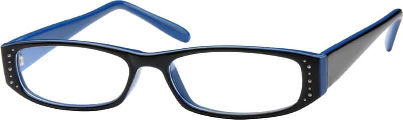 Women Full Rim Acetate/Plastic Eyeglasses #14338618