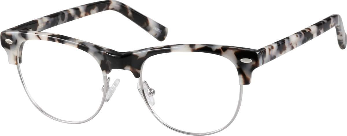 Eyeglass Frames Zenni : Tortoiseshell Browline Eyeglasses #1438 Zenni Optical ...