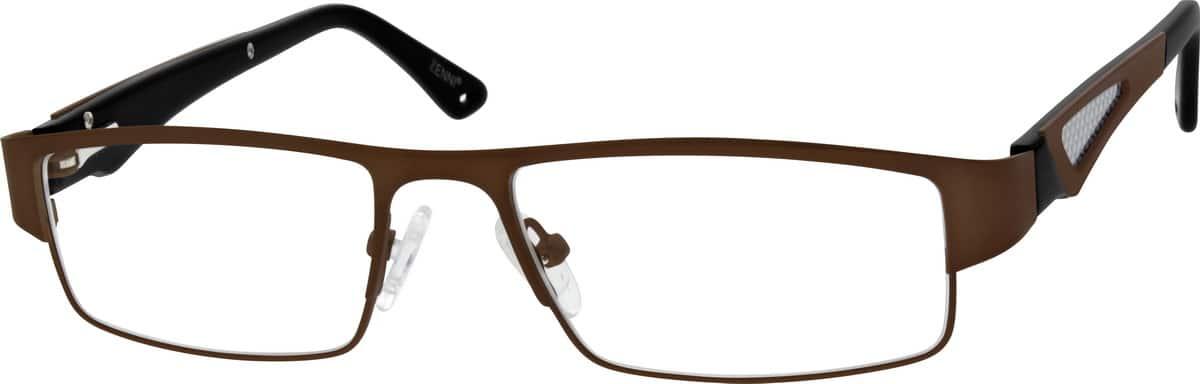 MenFull RimMixed MaterialsEyeglasses #144321