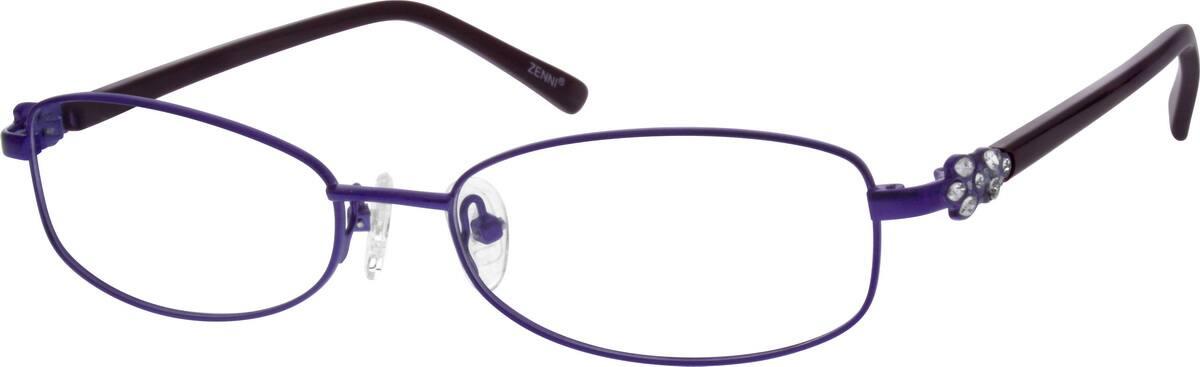WomenFull RimMixed MaterialsEyeglasses #145917