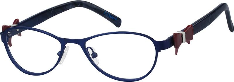 womens-full-rim-mixed materials-oval-eyeglass-frames-146116