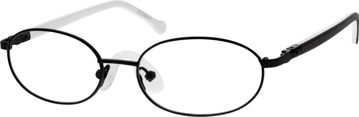 BoyFull RimMixed MaterialsEyeglasses #149716