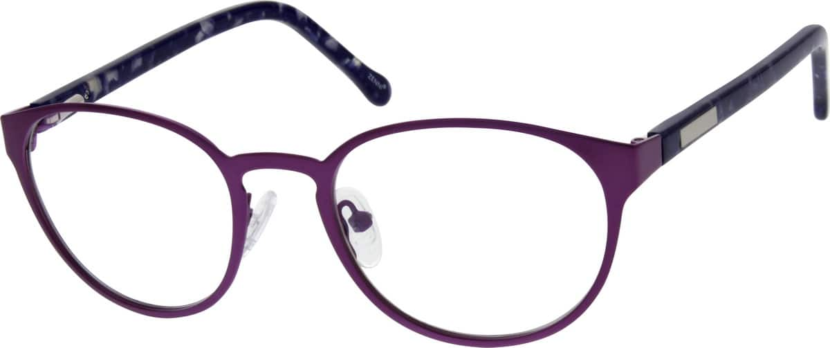 WomenFull RimMixed MaterialsEyeglasses #149916