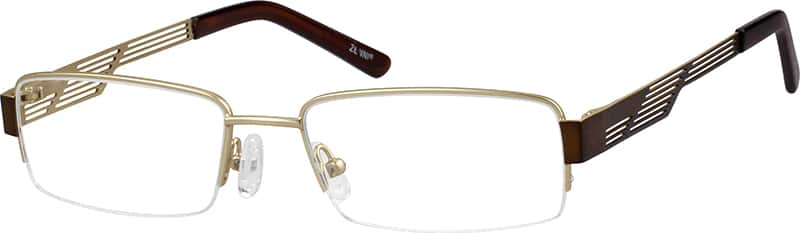 mens-half-rim-metal-rectangle-eyeglass-frames-152114