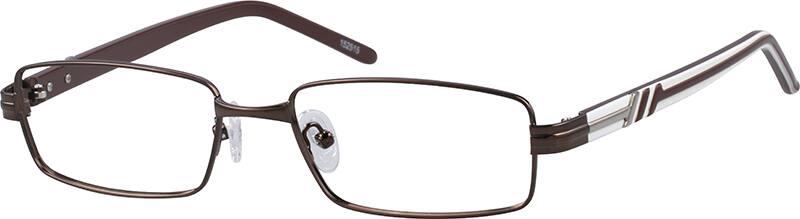 MenFull RimMetalEyeglasses #152515