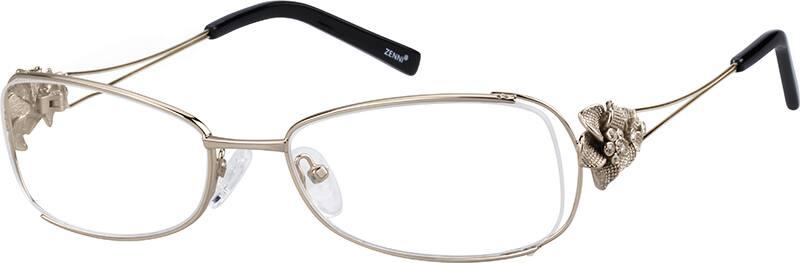 womens-full-rim-metal-rectangle-eyeglass-frames-154014