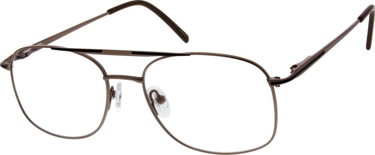 MenFull RimMetalEyeglasses #154315
