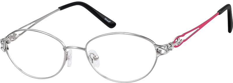 WomenFull RimMetalEyeglasses #154611