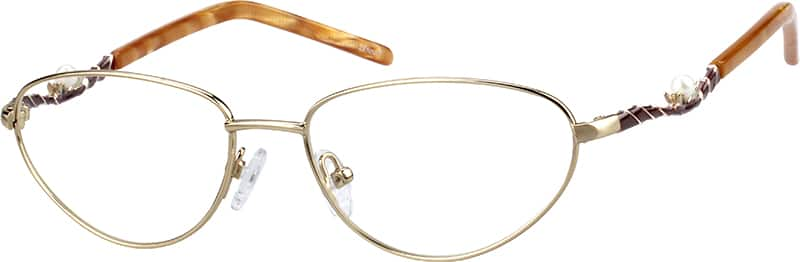 womens-full-rim-metal-oval-eyeglass-frames-155014