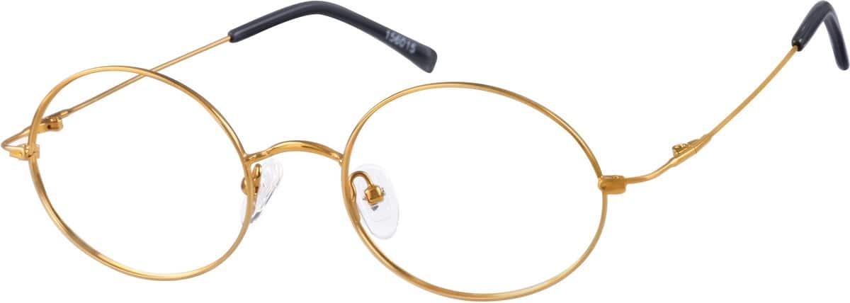 UnisexFull RimMetalEyeglasses #156021
