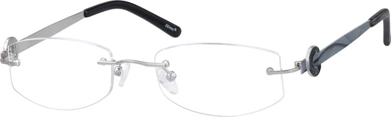 womens-rimless-stainless-steel-eyeglass-frames-156411