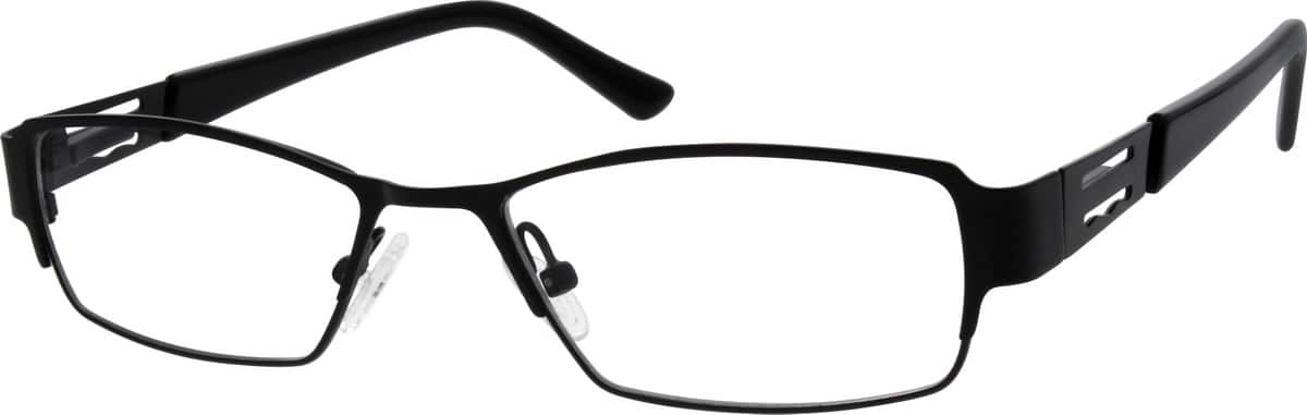 Women Full Rim Stainless Steel Eyeglasses #160530