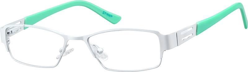 WomenFull RimStainless SteelEyeglasses #160521