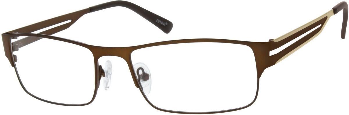 MenFull RimStainless SteelEyeglasses #160921