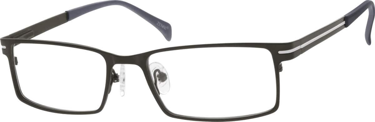 MenFull RimStainless SteelEyeglasses #161012