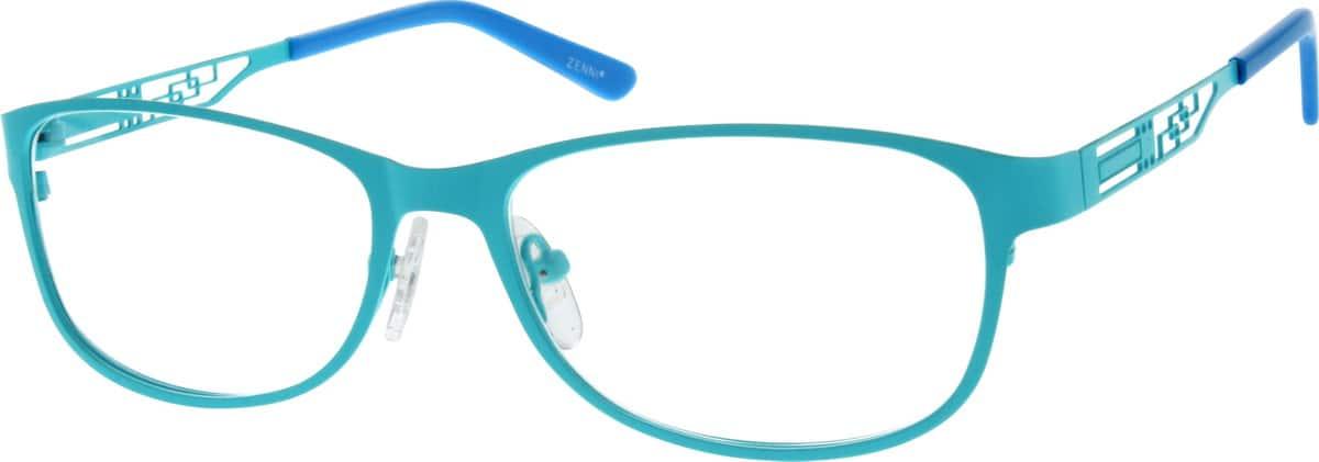 WomenFull RimStainless SteelEyeglasses #161130