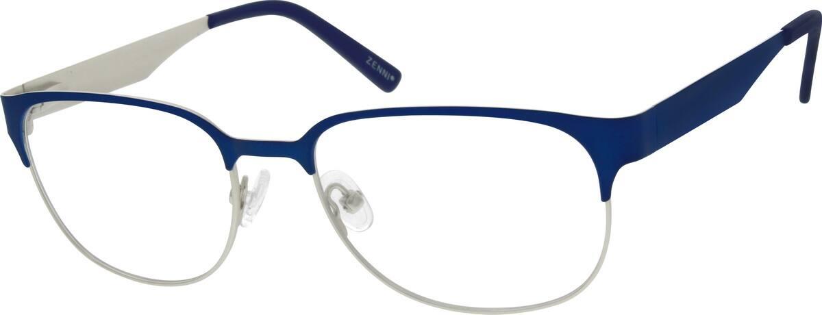 WomenFull RimStainless SteelEyeglasses #161516