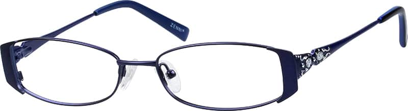 womens-fullrim-stainless steel-oval-eyeglass-frames-161816