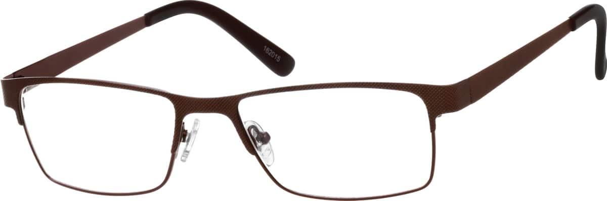 MenFull RimStainless SteelEyeglasses #162021