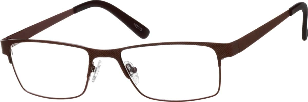mens-full-rim-stainless-steel-rectangle-eyeglass-frames-162015
