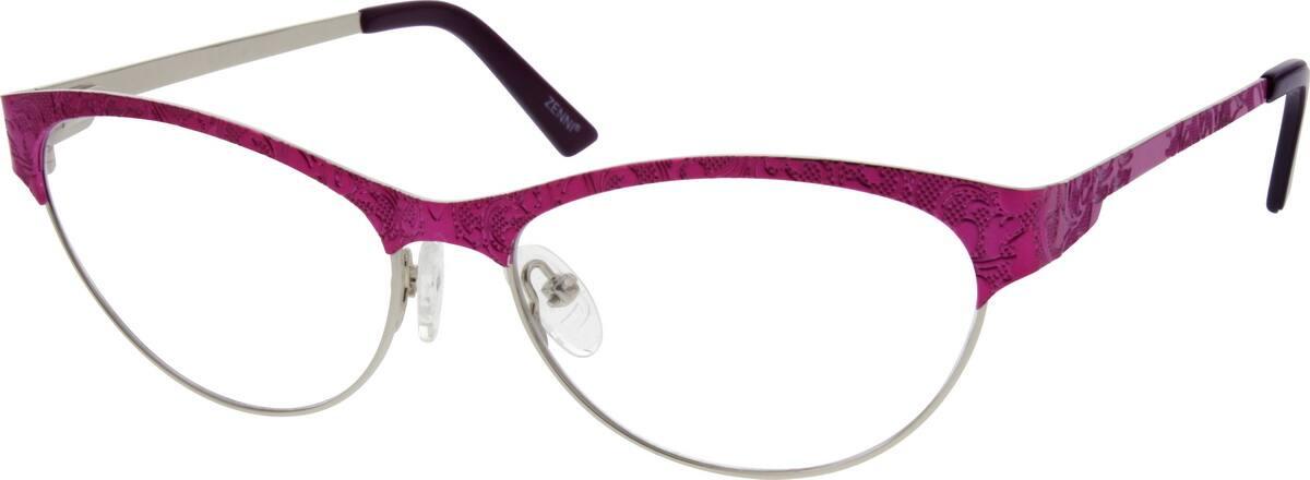 WomenFull RimStainless SteelEyeglasses #163617