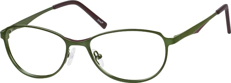 womens-full-rim-stainless steel-oval-eyeglass-frames-165824