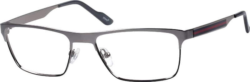 Women Full Rim Stainless Steel Eyeglasses #166722