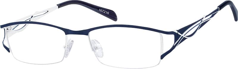 womens-half-rim-stainless-steel-rectangle-eyeglass-frames-167216
