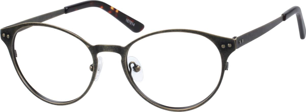 Stainless Steel Full-Rim Frame