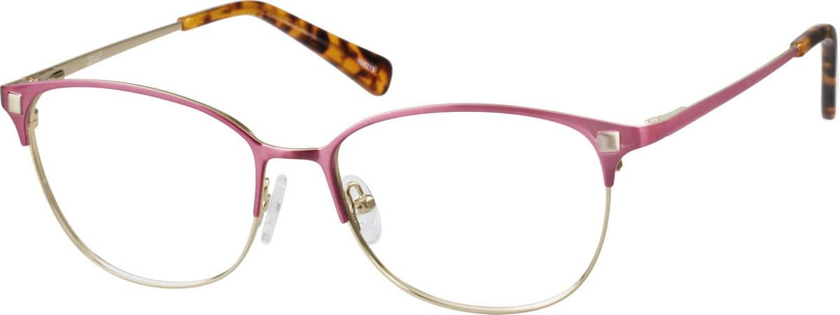 womens-stainless-steel-oval-eyeglass-frames-168219