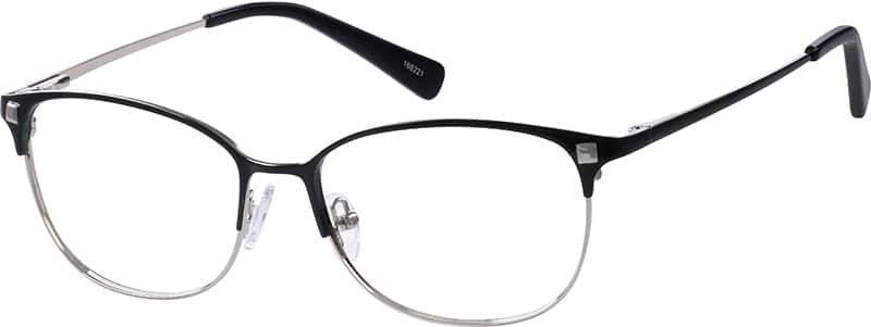 womens-stainless-steel-oval-eyeglass-frames-168221