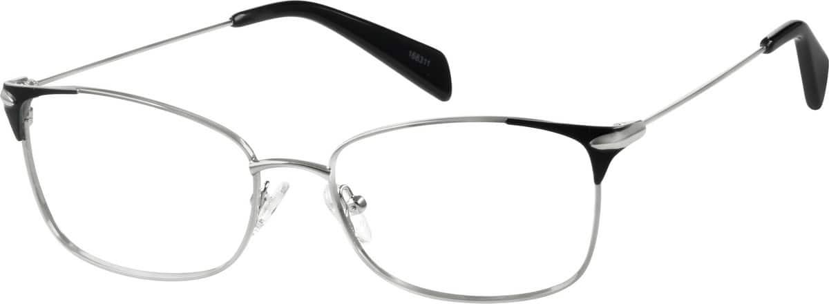 womens-stainless-steel-square-eyeglass-frames-168311