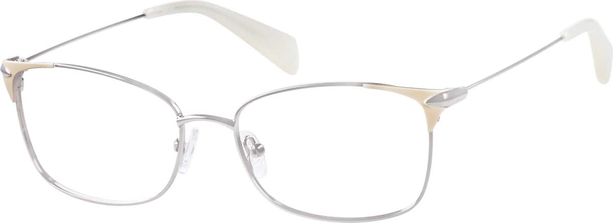 womens-stainless-steel-square-eyeglass-frames-168411