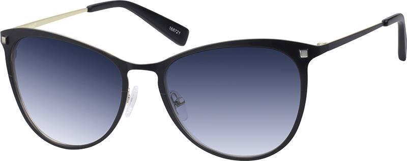 WomenFull RimStainless SteelEyeglasses #168722