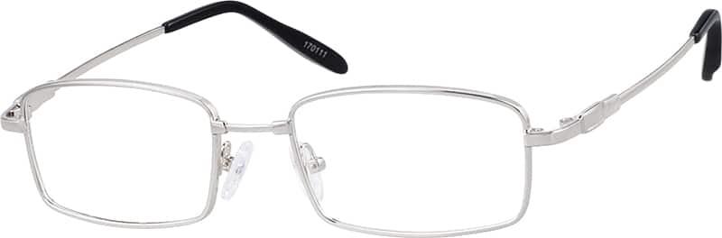 MenFull RimMemory TitaniumEyeglasses #170115