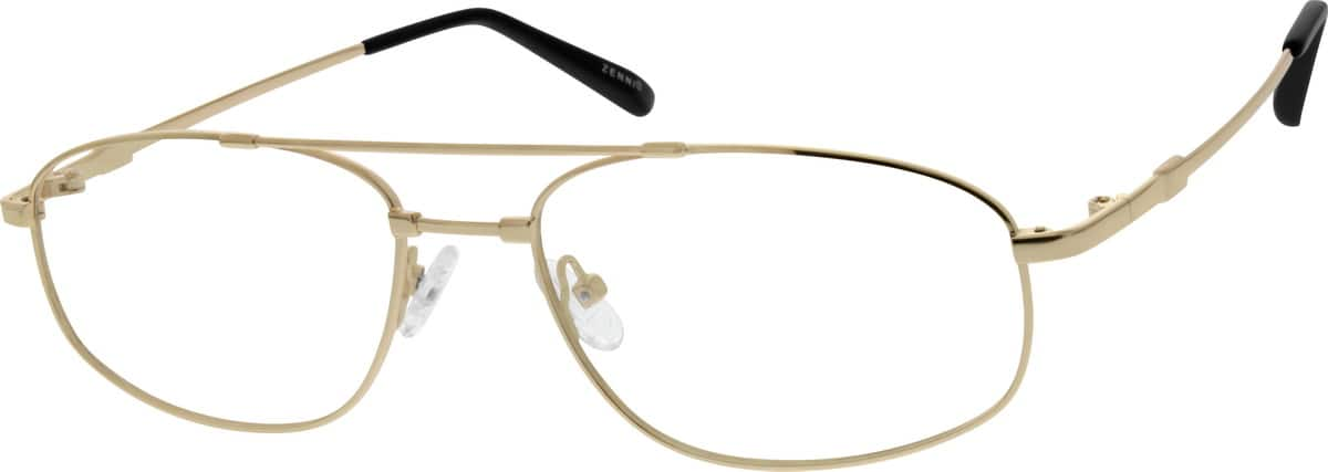 Men Full Rim Memory Titanium Eyeglasses #170214
