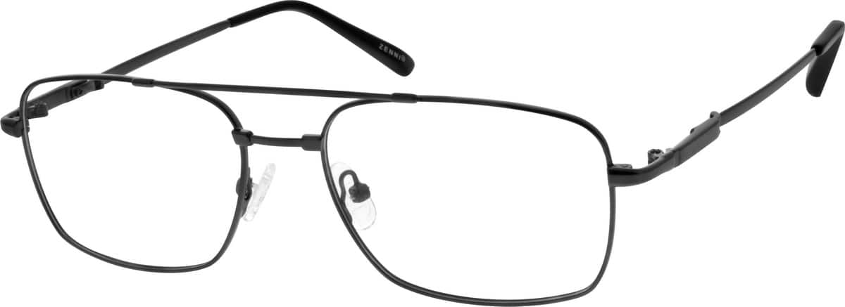 Men Full Rim Memory Titanium Eyeglasses #170314