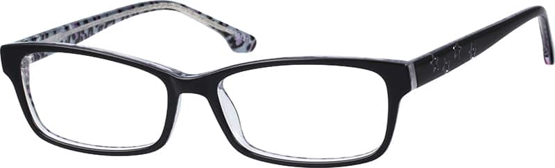 Women Full Rim Acetate/Plastic Eyeglasses #180118